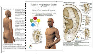 Anatomical Atlas Chinese Acupuncture Points
