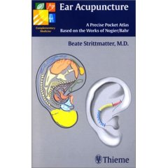 Ear Acupuncture: A Precise Pocket Atlas Based on the Works of Nogier Bahr