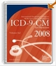 ICD-9-CM 2008 Volumes 1 & 2, Professional for Physicians (Spiral-bound)