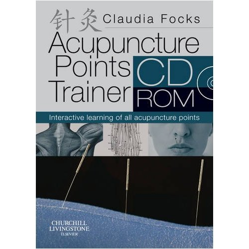 Acupuncture Points Trainer CD-ROM
